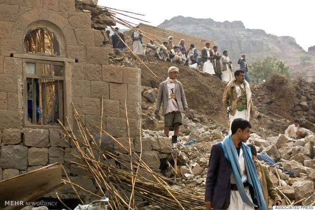 یمن پر سعودی عرب کے تازہ ہوائی حملے میں 18 افراد شہید
