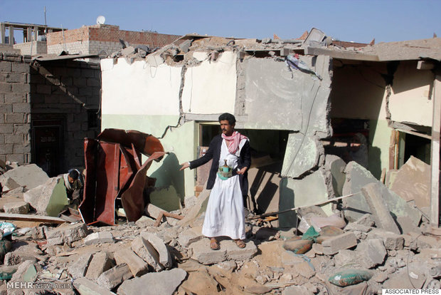 مطالب أممية بالتحقيق بغارات العدوان السعودي على حفل زفاف باليمن
