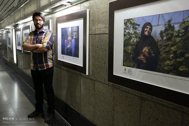 نمایشگاه عکس قصه های امید