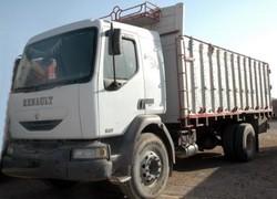 توقیف کامیون با بیش از ۴۱ میلیون ریال خلافی در اشکذر