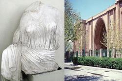 Penelope sculptures arrive in Iran