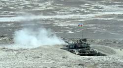 رزمایش مشترک روسیه و متحدانش در تاجیکستان