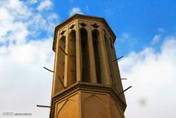 تقرير مصور عن مجمع ساحة امير جقماق في مدينة يزد الايرانية