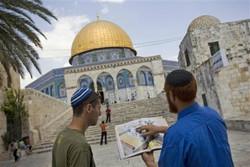 اقتحامات لمستوطنين متطرفين في مسجد الأقصى