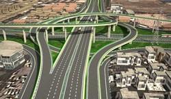 کار پروژه تقاطع غیر همسطح شهید کجباف اهواز به خوبی پیش میرود