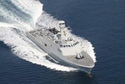 اسرائیلی  بحریہ نے امدادی کشتیوں کے قافلے کا رخ بندرگاہ کی طرف موڑدیا