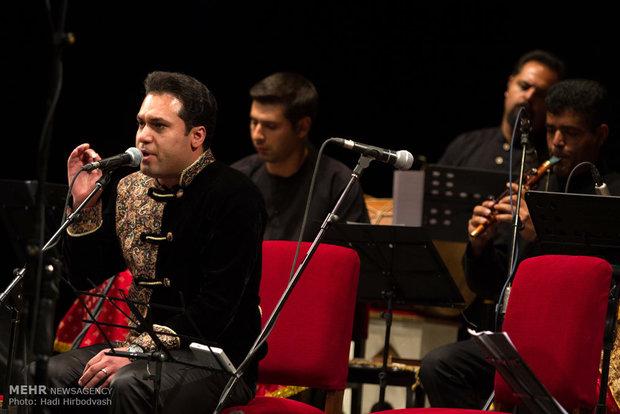 اجرای کنسرت موسیقی عاشقانه وحماسی