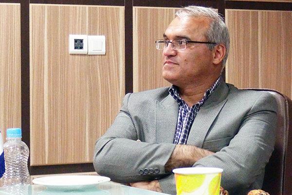 دکتر حمید هراتیزاده مدیر مراکز رشد پارک علم و فناوری استان سمنان