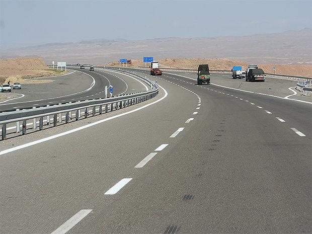 ترافیک در محور های استان سمنان روان است/ پیش بینی هوای نیمه ابری