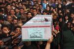 تشییع پیکر مطهر شهدای گمنام در شهرستان اصلاندوز