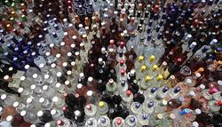 کشف ۵۹ بطری مشروبات الکلی در ورامین