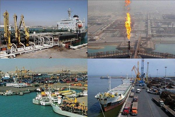 ۹ میلیون تن میعانات گازی از پارس جنوبی صادر شد