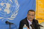 اسماعیل ولد الشیخ-نماینده سازمان ملل