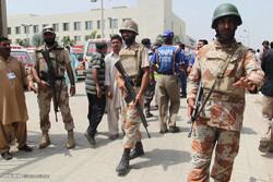 کراچی میں 10 وہابی دہشت گرد ہلاک