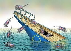 برطانیہ کی یورپی یونین سے جدائی