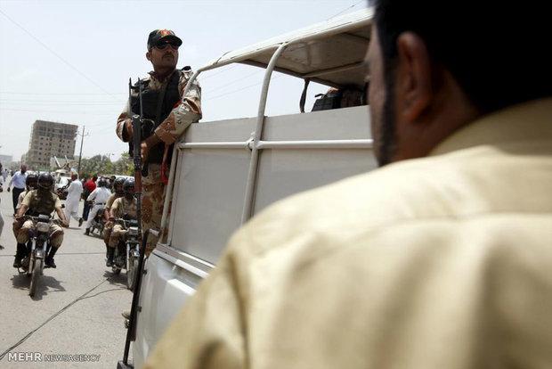 کراچی سے 40 مشتبہ وہابی دہشت گرد گرفتار