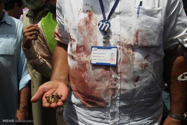 پنجاب کے وزير داخلہ کے گھر پر خودکش حملے میں 8 افراد ہلاک