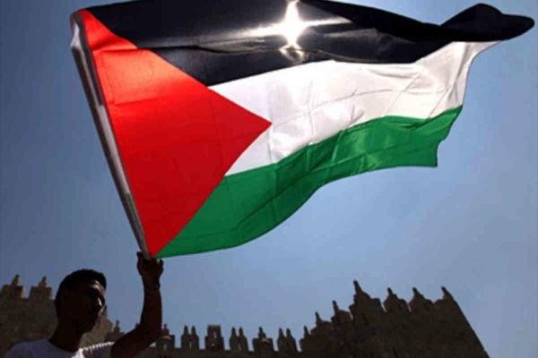 علم فلسطين يُرفع بالأمم المتحدة