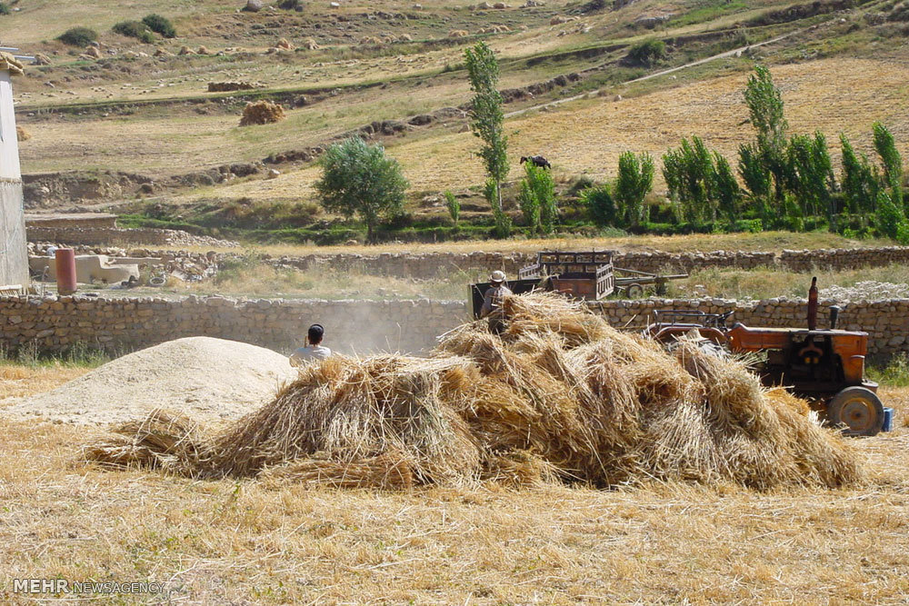روستای تاريخی شاهكوه
