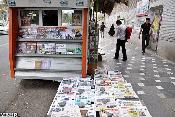 آیا برای نجات مطبوعات ایران راهی وجود دارد؟