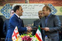Tehran, Tbilisi sign sisterhood agreement