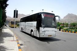 رشد ۷۵ درصدی جابهجایی مسافران در پایانههای مسافربری خوزستان