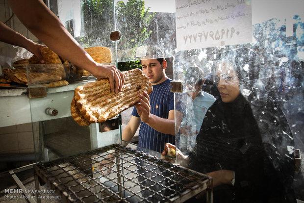 نان به قیمت دلخواه نانوایان