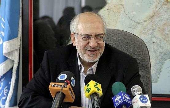محمد رضا نعمت زاده وزیر صنعت، معدن و تجارت