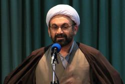 حجت الاسلام علی خادمی مدیرکل تبلیغات اسلامی خراسان شمالی