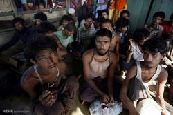 بنگلادیش کے کیمپوں میں برما سے آئے روہنگیا مسلمان پریشان