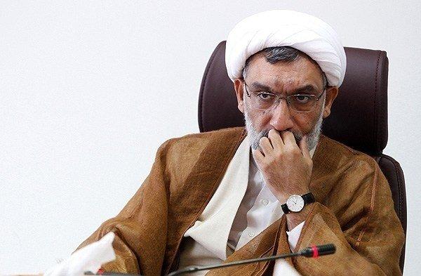 حجت الاسلام و المسلمین مصطفی پورمحمدی وزیر دادگستری