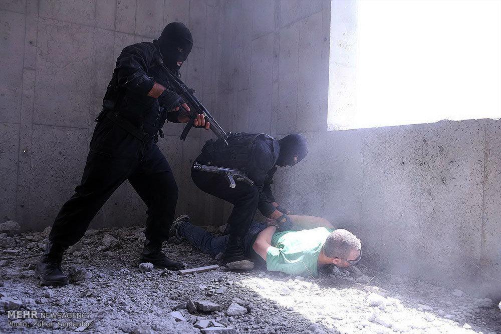 پایان گروگانگیری در اردبیل با آزادی گروگان/گروگانگیر خودکشی کرد