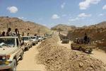 مرزهای عربستان و یمن