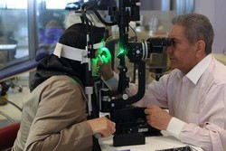 Iranian researchers build glasses for eye disorder detection