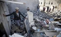 عشرات الشهداء بينهم اطفال ونساء في غارات سعودية على اليمن