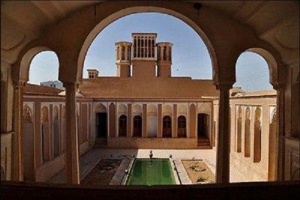 خانه «مبشر مقدم» یزد ثبت ملی شد