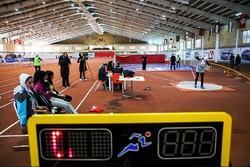 مسابقات دوومیدانی داخل سالن کشور پس از ۲۰ سال برگزار می شود