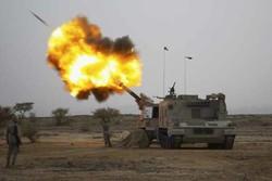فیلم/ تجهیزات نظامی سعودی ها در تیررس نیروهای ارتش یمن