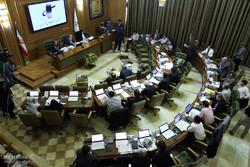 تقدیر از مدال آوران المپیک در صحن شورای شهر تهران