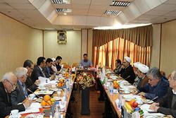اقامة دورات تدريب لمدرسي اللغة الفارسية بالجامعات العراقية