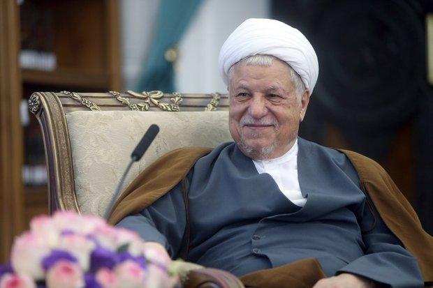 رفسنجاني : ايران على استعداد لمساعدة الشعوب الافريقية