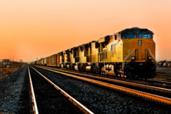 رکورد حمل بار از طریق راه آهن شکسته شد/جابجایی۴۷ میلیون تن بار