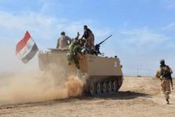 القوات العراقية تبدأ  بتطهير مدينة الرمادي من ثلاثة محاور