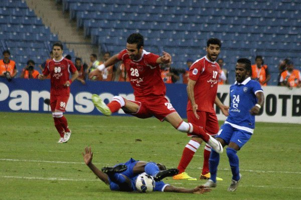 Persepolis bids farewell to AFC Champion League