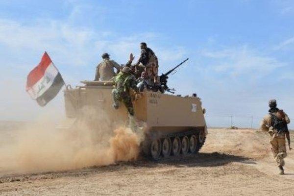 """تحرير أكثر من ألف كم مربع  في منطقة بيجي ضمن  عمليات """"لبيك يا رسول الله"""""""
