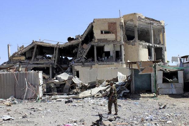 سعودی عرب کی یمن کے علمی مراکز پر بمباری