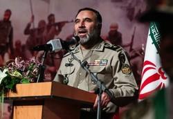 کیومرث حیدری جانشین فرمانده ارتش