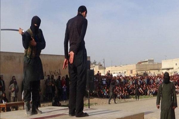 داعش یک خبرنگار عراقی را در موصل اعدام کرد