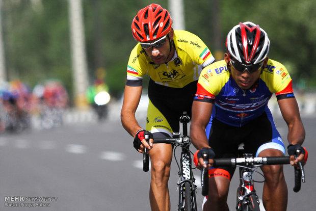 30. Uluslararası Azerbaycan (İran) Bisiklet Turu başladı