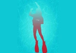 Return of 175 martyr divers agitates grievous memories in Iran